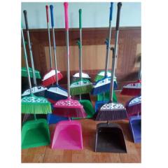 【胜芳在线推荐品牌】胜芳 马鬃 毛扫把组合 软毛扫帚簸箕套装 畚箕笤帚扫把 簸箕 套装 刮水 瑞沃达家具