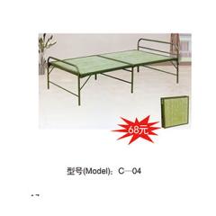 单人床 铁床 铁条床 加固铁床 金属床 铁艺床 卧室家具