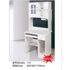 电脑桌 电脑台 写字台 带抽屉电脑桌 家用电脑桌 台式电脑桌 木质电脑桌 书房家具 卧室家具