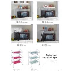 多层架 置物架 储物架 杂物架 整理架 收纳架 浴室架 卫生间家具 浴室家具 简易家具