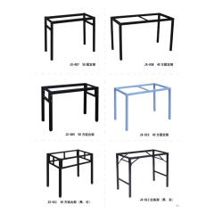 桌架 铁艺桌架 不锈钢桌架 餐厅桌架 餐台支架 餐桌脚 书桌桌架 折叠桌架 餐厅家具 饭店家具 简易家具