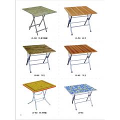 折叠桌 小型折叠桌 手提桌 小方桌 木质折叠桌 户外桌 户外家具