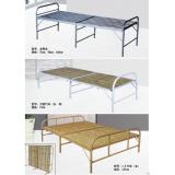 折叠床 简易床 午休床 四折床 单人床 陪护床 铁艺床 单人床 卧室家具