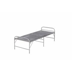 型号:铁条床 优乐娱乐优乐娱乐折叠床 简易床 午休床 两折床 单人床 陪护床 铁艺床 单人床 卧室家具 欧博瑞家具