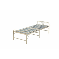 型号:102板床 优乐娱乐优乐娱乐折叠床 简易床 午休床 两折床 单人床 陪护床 铁艺床 单人床 卧室家具 欧博瑞家具
