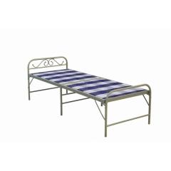 优乐娱乐优乐娱乐折叠床 简易床 午休床 两折床 单人床 陪护床 铁艺床 单人床 卧室家具 欧博瑞家具