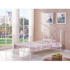 型号:Y-13 优乐娱乐床铺优乐娱乐双人床 折叠双人床 铁艺双人床 双人板床 金属床 卧室家具 欧博瑞家具