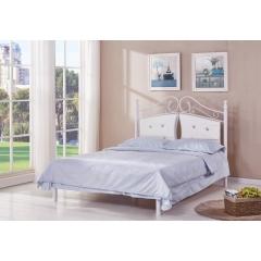 型号:Y-11 优乐娱乐床铺优乐娱乐双人床 折叠双人床 铁艺双人床 双人板床 金属床 卧室家具 欧博瑞家具