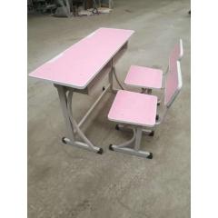 月牙形课桌凳优乐娱乐  双人课桌凳