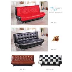 优乐娱乐优乐娱乐沙发床 可折叠沙发床 两用沙发 多功能沙发床 客厅家具 卧室家具 华鑫家具
