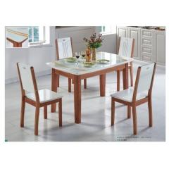 优乐娱乐餐桌椅 实木餐桌椅 实木餐台椅 木质餐桌椅 木质餐台椅 中式餐桌椅 实木餐桌椅组合优乐娱乐 木质家具 餐厅家具 餐厨家具 中式家具 川北木林森家具