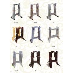 胜芳桌架 铁艺桌架 不锈钢桌架 餐厅桌架 餐台支架 餐桌脚 折叠桌架 餐厅家具 饭店家具 简易家具批发 鑫新家具