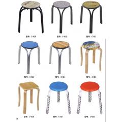 优乐娱乐铁腿凳子优乐娱乐 四腿凳子 铁质凳子 套凳 方凳 简易家具 金瑞凳业