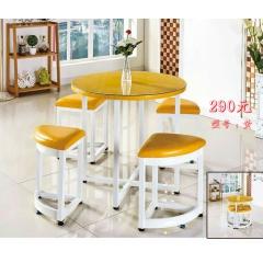 胜芳休闲桌椅批发 胜芳休闲卡座 铁艺休闲桌椅 咖啡台桌椅 茶桌椅 艺林盛宴家具