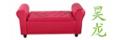 胜芳皮墩批发 沙发凳  坐墩 方皮墩批发 客厅家具 卧室家具