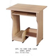 优乐娱乐电脑桌 家用电脑桌 实木电脑桌优乐娱乐 致富家具厂电脑桌优乐娱乐