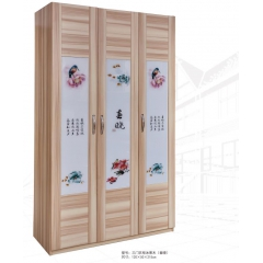 优乐娱乐衣柜 木质衣柜 两开门衣柜 板式衣柜优乐娱乐 卧室家具 致富家具