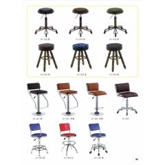 优乐娱乐酒吧椅 吧台椅 吧台凳 旋转吧台 美容椅 师傅凳 理发椅 高脚椅 升降椅 KTV前台椅  酒吧家具 商业家具 金虎家具