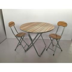 优乐娱乐折叠桌优乐娱乐 小型折叠桌 手提桌 小方桌 木质折叠桌 户外桌 红利家具