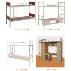 胜芳高低床批发 上下床 单人上下床 双层床 宿舍床 员工床 公寓床 学生床 宿舍家具 学校家具 卧室家具 恒泰家具