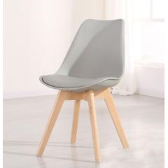 胜发伊姆斯椅优乐娱乐 郁金香伊姆斯椅 餐椅 实木椅 会议椅 休闲椅 酒店椅 电脑椅 休闲家具 西汇家具