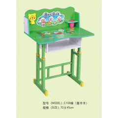 优乐娱乐儿童课桌椅优乐娱乐 儿童学习桌 学习课桌椅 儿童书桌 多功能儿童桌 儿童写字台 儿童写字桌 防近视书桌 可升降儿童课桌 儿童家具 三壮家具
