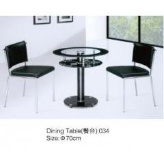 优乐娱乐餐桌 玻璃餐桌 玻璃餐台 小户型餐桌  钢化玻璃餐桌 平板玻璃餐桌 时尚简约 餐厅家具 餐厨家具优乐娱乐 恒星家具