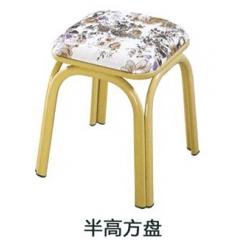 优乐娱乐家具 套凳 钢筋凳 凳子 简易凳子 地毯凳 铁腿凳子 峥峥家具