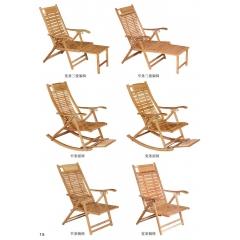摇椅 荡椅 躺椅 船椅 午休椅 阳台椅 老人椅 木质家具 户外家具 老人家具 休闲家具兴发家具