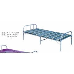 优乐娱乐单人床优乐娱乐 铁床 铁条床 加固铁床 金属床 铁艺床 卧室家具 天祥家具