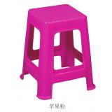 胜芳塑料凳子批发 加厚成人家用餐桌凳 高凳子 小板凳 方凳 圆凳 儿童凳椅子 简易家具 天祥家具