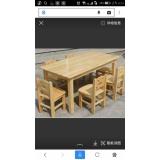 快餐桌椅 钢木餐桌 钢木餐桌椅 食堂餐桌 饭店餐桌 小吃店餐桌 学校餐桌 钢木家具 酒店家具 餐厨家具 鑫森家具