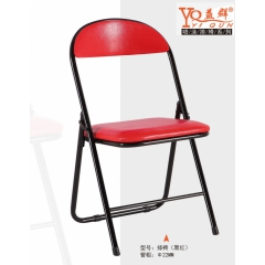 1号排椅 胜芳折叠椅批发 胜芳折椅批发 折叠椅 家用会客椅 餐椅 电脑椅 桥牌椅 莲轩家具