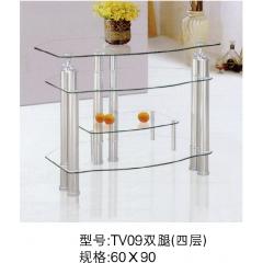 胜芳微波炉架批发 咖啡台   玻璃茶几 平板玻璃茶几 钢化玻璃茶几 客厅茶几 客厅家具 广华家具