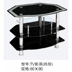 胜芳玻璃多用架批发 咖啡台   玻璃茶几 平板玻璃茶几 钢化玻璃茶几 客厅茶几 客厅家具 广华家具