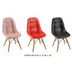 胜芳伊姆斯椅子批发 伊姆斯桌椅 休闲桌椅  洽谈桌椅 接待桌椅 实木腿椅子  休闲家具 广华家具