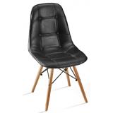 胜芳咖啡椅批发 休闲椅 伊姆斯桌椅 休闲桌椅 实木腿椅子 洽谈桌椅 接待桌椅 广华家具
