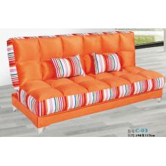 胜芳沙发床批发 多功能沙发床 折叠沙发床 变形软床 海迪家具厂