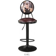 胜芳酒吧椅批发 吧台椅 吧台凳 旋转吧台 美容椅 师傅椅 理发椅 高脚椅 升降椅 KTV前台椅 靠背酒吧椅 酒吧家具 商业家具 鑫邦达家具