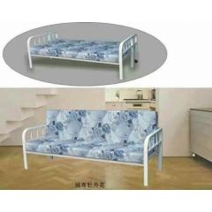 折叠床胜芳家具批发 峥峥家具折叠床沙发床批发