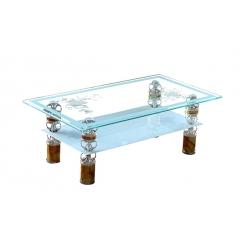 胜芳茶几 平板玻璃茶几 钢化玻璃茶几 客厅电视柜 玻璃咖啡台 玻璃茶几批发 玻璃转盘 宏强家具厂
