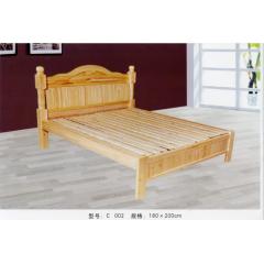 胜芳床铺批发双人床 实木床 折叠双人床 木质双人床 双人板床 木质床  卧室家具 胜芳家具 家具批发  泽宇家具