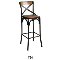 胜芳吧椅批发 转凳 酒吧椅  靠背餐椅 吧台椅 吧台凳 美容椅 理发椅 高脚椅 酒吧家具 酒店椅 商业家具  遥海家具