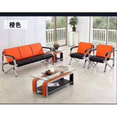胜芳皮质沙发批发 简约沙发 皮沙发 皮艺转角沙发办公沙发 客厅家具 皮质家具 俊杰家具