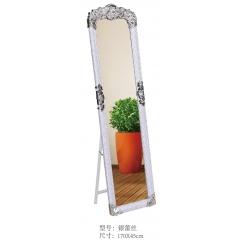 胜芳穿衣镜批发 全身镜 试衣镜 落地镜 落地穿衣镜 服装店镜子 门厅家具 恒兴家具
