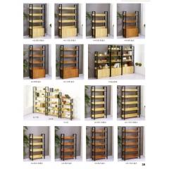 胜芳书架批发 多层书架 简易书架 落地书架 学生书架 木质书架 书房家具 简易家具  宏洋家具
