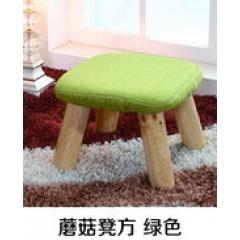 胜芳换鞋凳批发 方便凳 皮墩 试鞋凳 沙发凳 矮凳 坐墩 方皮墩批发 客厅家具 卧室家具 格美诺家具