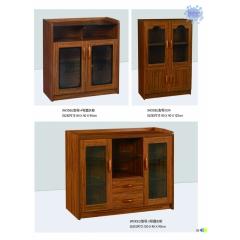 胜芳橱柜批发 简易橱柜  板式储物柜  酒水柜  家用柜  正达家具