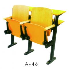 胜芳学生排椅 连排椅 多媒体教师椅 阶梯教室椅 培训椅 报告厅椅 自动翻板椅 公共座椅批发 山山家具