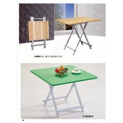 胜芳折叠桌 小型折叠桌 手提桌 小方桌 木质折叠桌 户外桌 户外家具批发 尚品双旺家具